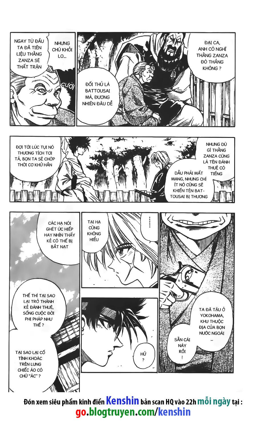 Rurouni Kenshin chap 6 trang 9