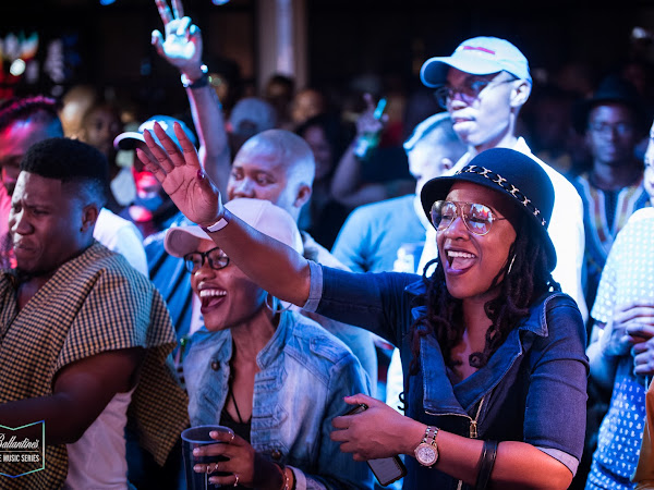 Ballantines X True Music Event Heads Back To Pretoria