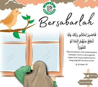 Hikmah Sabar dalam Islam