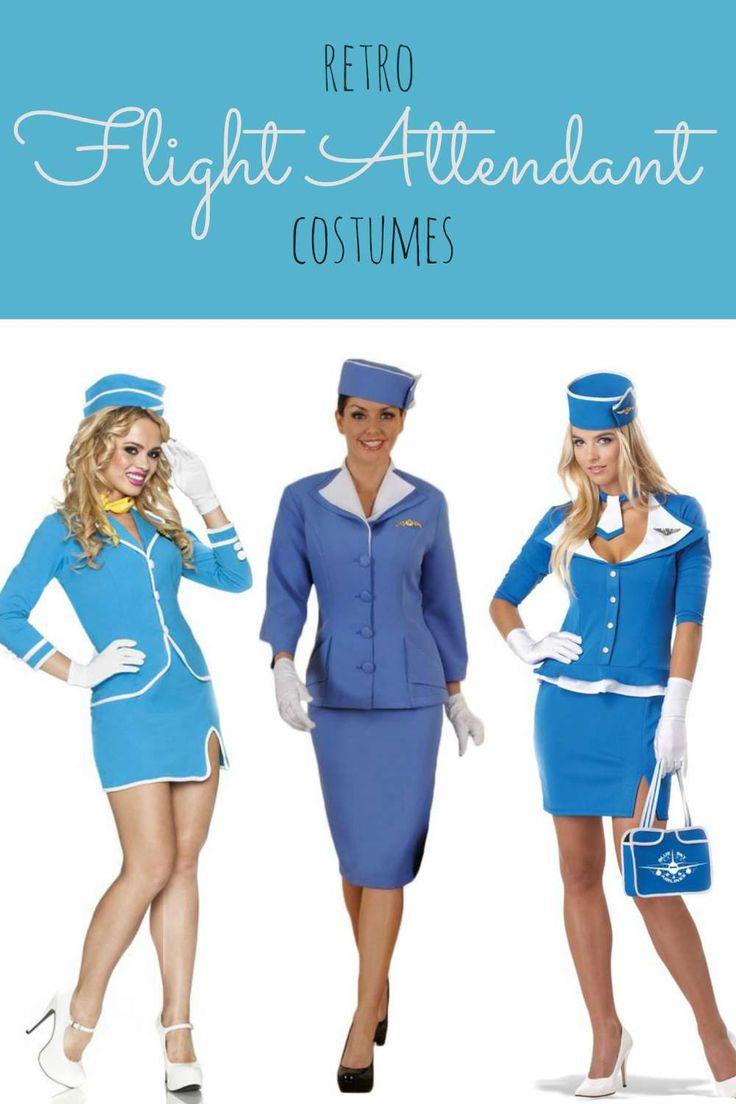 PAN AM STEWARDESS. Via Halloween Fun Shoppe  sc 1 st  Tonisha Ramona & Tonisha Ramona: 15 GENIUS HALLOWEEN COSTUMES