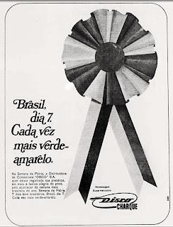 anos 70; propaganda ufanista anos 70; década de 70; Oswaldo Hernandez;