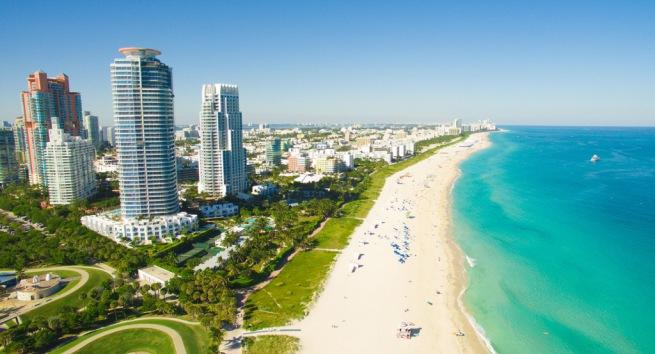 Miami, Yaz Tatili,
