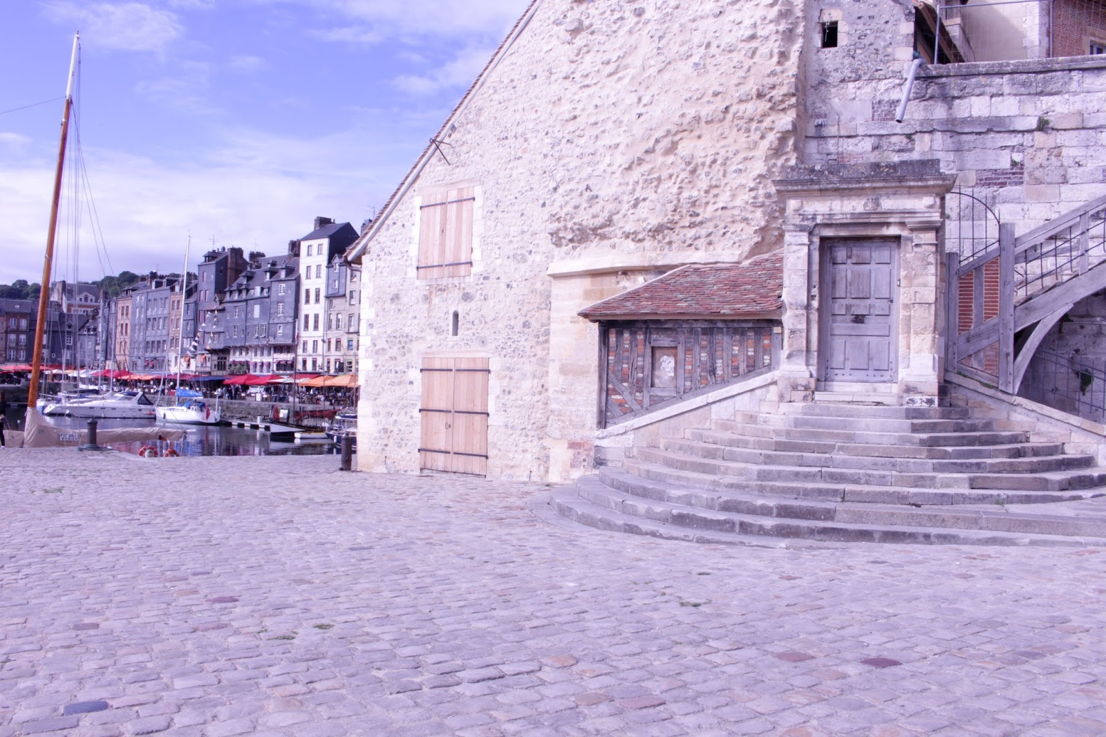 Week end Honfleur