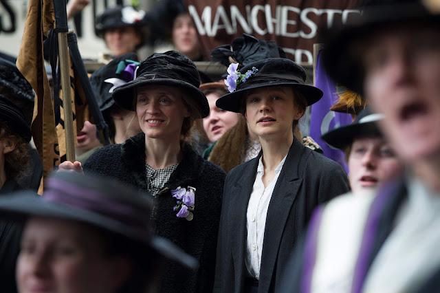 Suffragette Movie