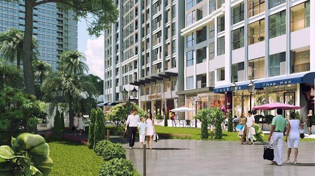 Shophouse Vinhomes Phạm Hùng
