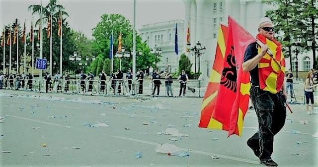 ΠΓΔΜ: Η Δύση και οι αλβανικές ψήφοι τροφοδοτούν το ΝΑΙ