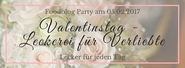 Valentinstag – Menü für Verliebte