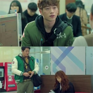 Sinopsis Cheese in the Trap episode 13 part 2