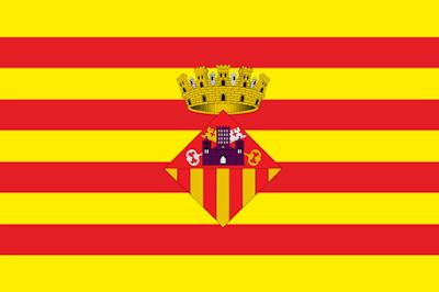 Bandera de Sant Cugat del Vallès
