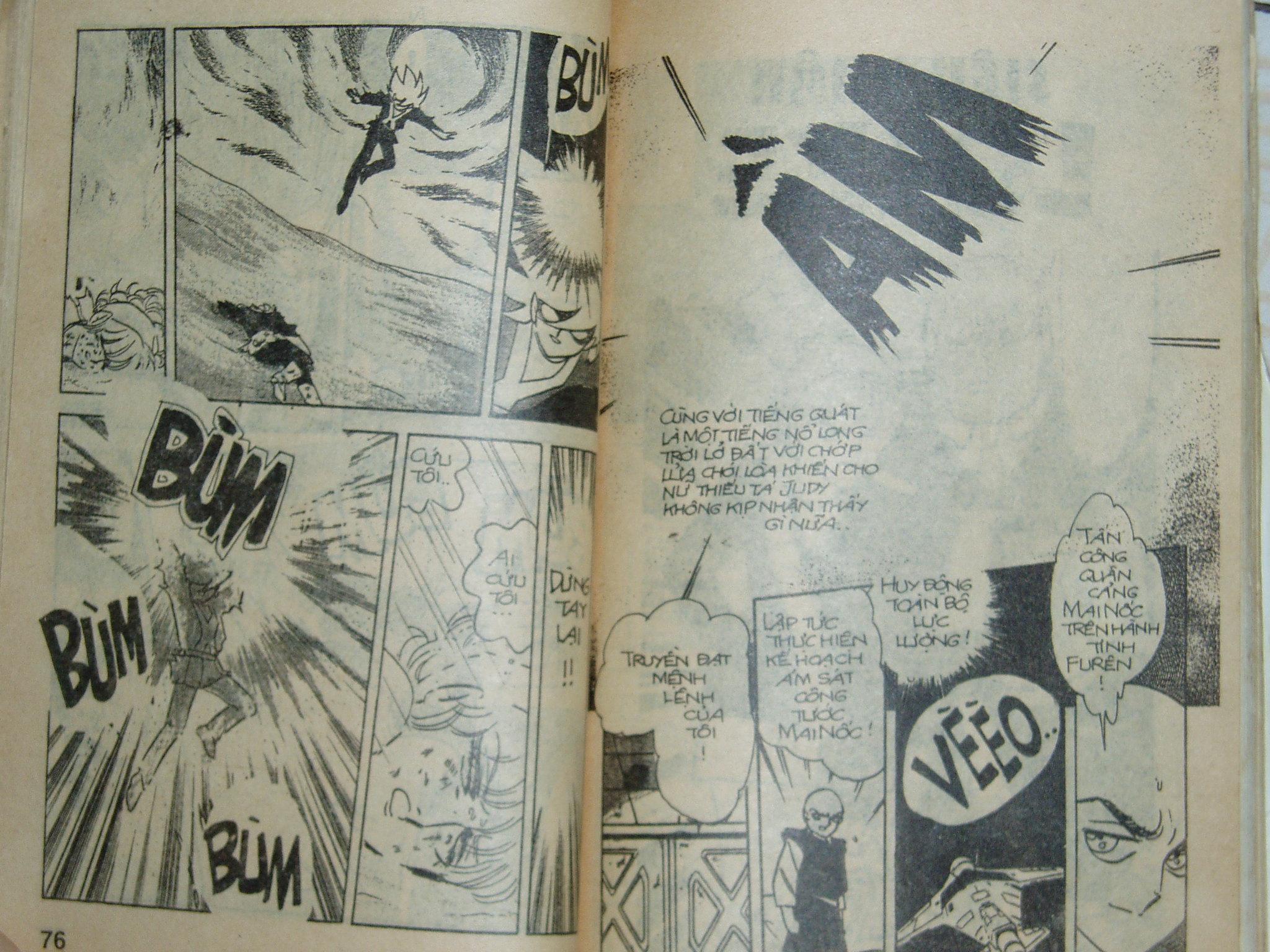 Siêu nhân Locke vol 13 trang 37