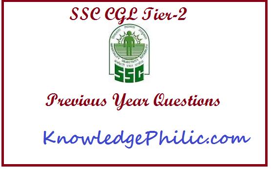 Cgl 2013 Re Exam Tier 2 Question Paper Pdf