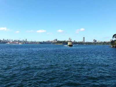 Kirribilli Ocean View at Sydney Australia