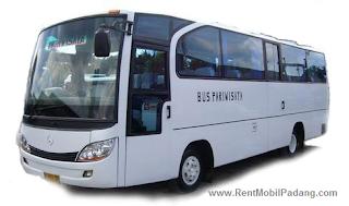 Sewa Bus Pariwisata di Padang