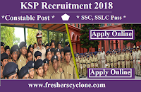 ksp recruitment