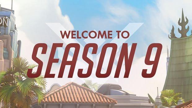 La temporada 9 de overwatch ya esta aquí!