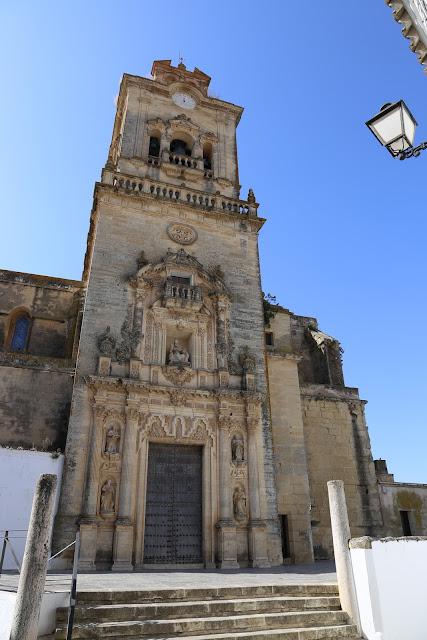 Iglesia de San Pedro - Arcos de la Frontera