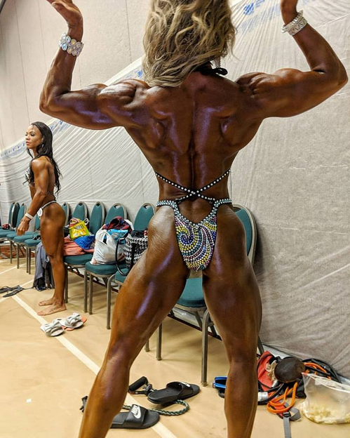 Autumn Swansen IFBB Women's Physique, Female bodybuilders Biography