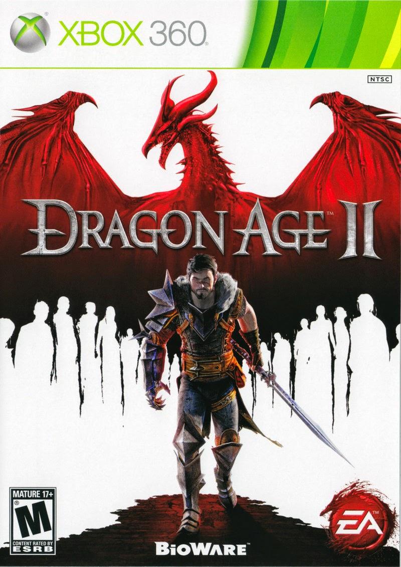 Cover Caratula Dragon Age II XBOX 360 ESPAÑOL Descargar Full