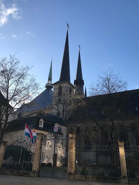 monumenti lussemburgo