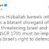 Reino Unido Y Alemania Condenan Los Túneles De Hezbolá Y Respaldan La Operación De Israel