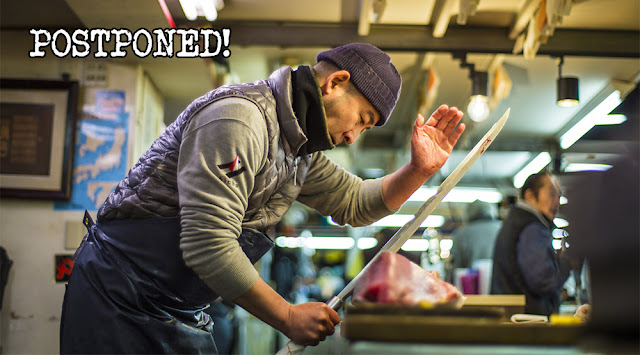 tsukiji wonderland gsc postponed