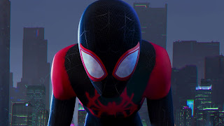 Spider-Man Into The Spider Verse Cover Wallpaper