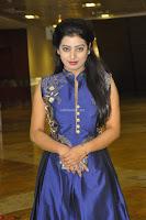Tarunika Sing in Blue Ethnic Anarkali Dress 13.JPG