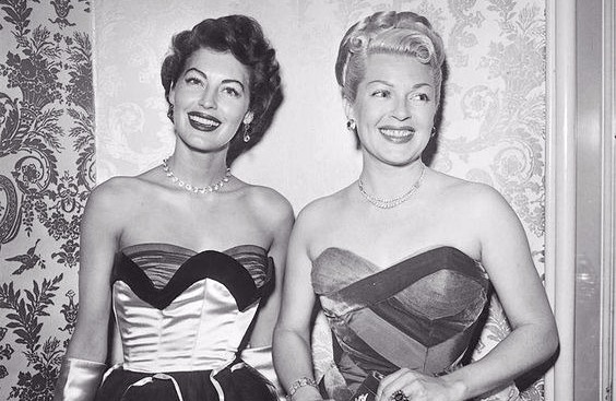 moda clássica anos 40