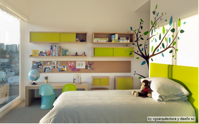 The Design Enthusiast: Dream home: Kids room