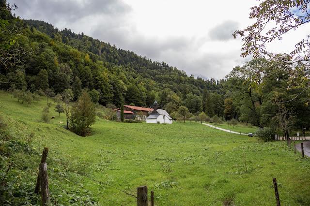 Rundweg Röthelmoos Almen – Weitsee  Wandern Ruhpolding  Wanderung Chiemgau 02