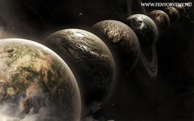 A teremtő erő és a megteremtett világok kapcsolata