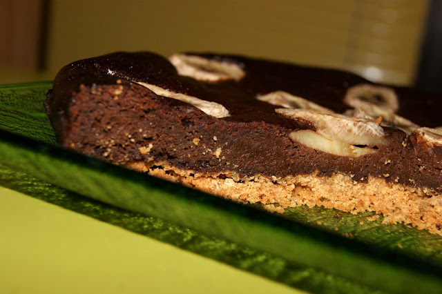 tarta z czekolada