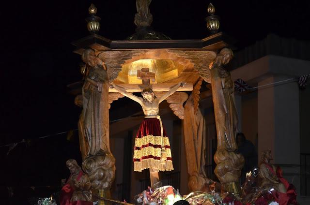 Cristo de la Peña (Campo Real) en su día grande