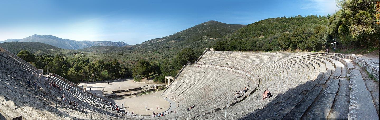 Theatre at Epidaurus