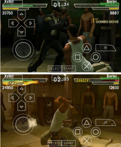 Download Def Jam Fight For NY Take Over ANDROID CSO ISO HighCompress PPSSPP