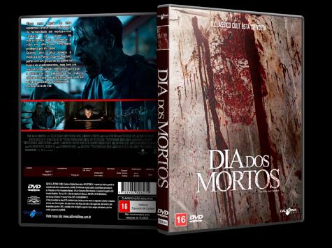 Capa DVD Dias dos Mortos [Custom]