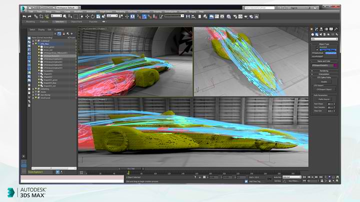 Autodesk 3ds Max 2016 SP3 Full Version Free Download