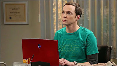 Sheldon's Laptop