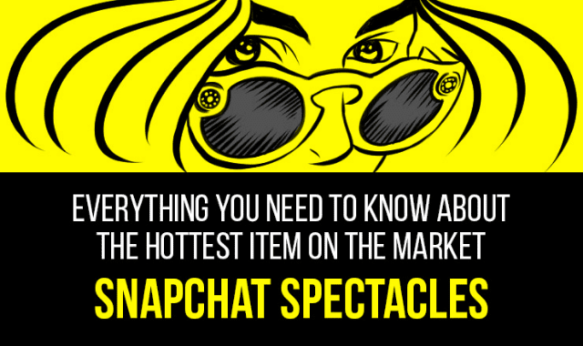 Everything You Need To Know About Hottest Item on Market- Snapchat Spectacles