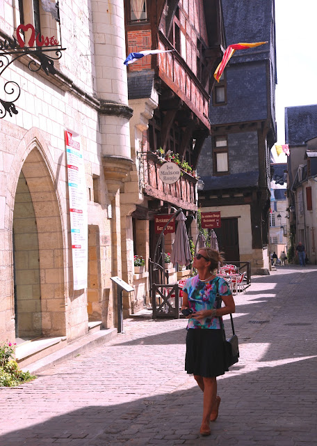 medeltidsbyar i Frankrike