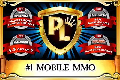 Pocket Legends - MMO Game