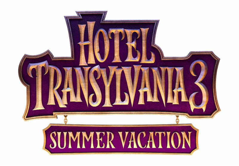 Hotel Transylvania 3 Summer Vacation Cast And Character Art