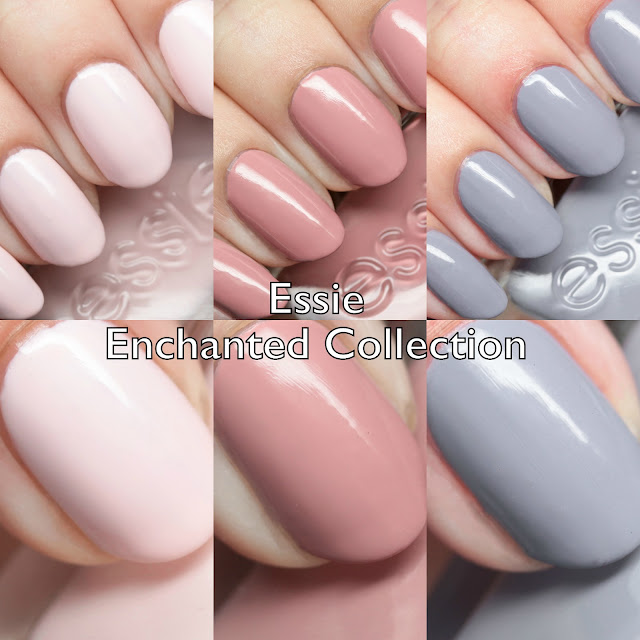 The Polished Hippy: Essie Enchanted Gel Couture Collection Swatches ...