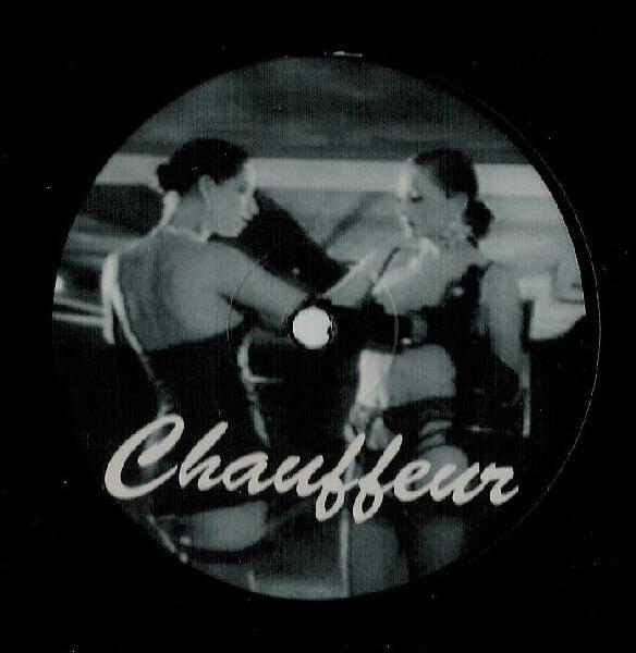 Chauffeur - Broken English art cover