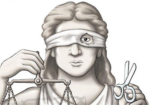 "H Ελληνική ""Δικαιοσύνη"" ως εχθρός του λαού, κατέστρεψε τη χώρα!"