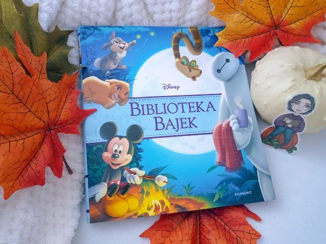 """""""Disney Klasyka. Biblioteka Bajek"""""""