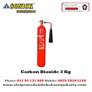 Alat pemadam kebakaran co2 3kg