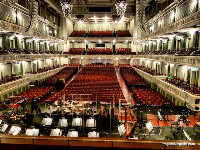 Schermerhorn Symphony Center, em Nashville
