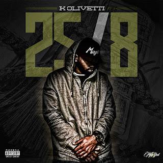 New Single, New Music Alert, 25/8, K Olivetti, MAGIC, Hip Hop Everything, Team Bigga Rankin, Promo Vatican, New Hip Hop Music,
