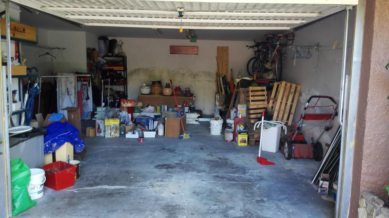 De garaje a habitaci n para el coche el rinc n de coral for Garaje de coches